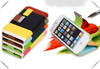printable plain cheaper price pu leather case for iphone 5