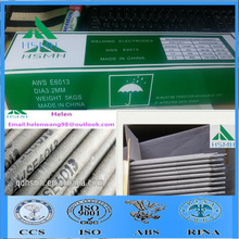 e 6013 welding electrodes/Welding Electrode International standard AWS E6013/free supply low prices e6013 7018 7016