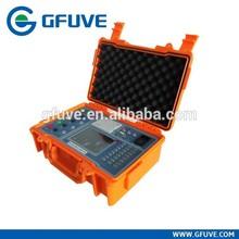 GFUVE GF312B Portable three phase Kwh meter tester with printer