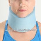 Soft cervical collar neck designs