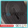 Black rubber insulation foam tape