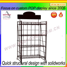metal display shelf stand dolls display shelf hot sale