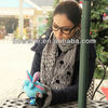 FL3186 Guangzhou lovely Plush Fluffy doll toy bear 3D Animal Phone Case for iphone 5