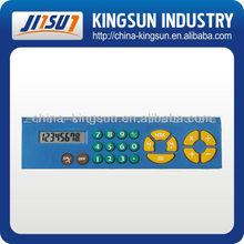 Plastic ruler calculator