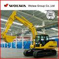16tom máquina mini excavadora china a control remoto DLS160-9 en venta