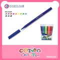 marcador con punta de fieltro de color
