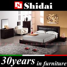B76 Modren round bed designs / double cot bed / double decker bed design