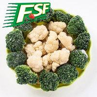 New season IQF frozen broccoli and cauliflower ,fresh frozen vegetables