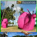 Mon Dino - Lifesize animaux sculpture parc d'attractions abstraite moderne sculpture