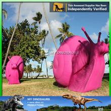 My Dino-Lifesize animal sculpture amusement park abstract modern sculpture