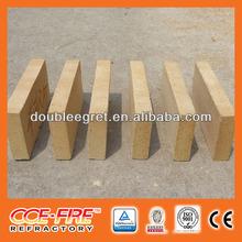 high alumina brick for clay oven price