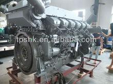 600kw Mitsubishi diesel generator in container