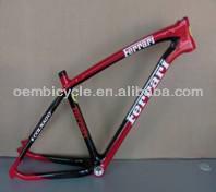 "26"" professional carbon mountain bike frame"