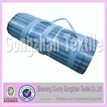 soft fleece printing roll folding beach blanket
