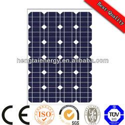 50w high efficiency photovoltaic cells solar panel solar