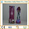 monster high fabric Universal skate boarding dancing dolls for kids toys