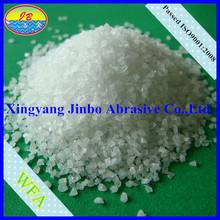 Abrasive Grade High Purity White Fused Aluminum Oxide / White Fused Aluminum
