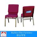 Linkable banco da igreja, usado cadeiras da igreja ebf-06