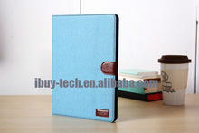 Tablet cover wholesale ! fashion leather case for ipad air