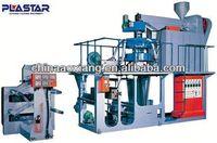 High barrier Industrial Blown stand up pouch film machine
