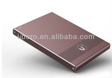 Power leader 3000mAh External Battery Pack Power Bank for iPhone /Cell Phone iphone 5/iPad/PSP/Camera/MP4/iPod