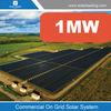 For grid tied solar system/1MW/5MW/10MW solar power plant use, 250W solar panels