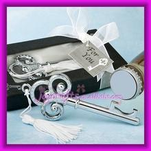 Hot Selling Key Design Bottle Opener Wedding Gift