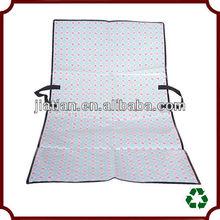 Custom pp woven picnic floor mat