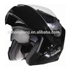 Adults Flip up chin bar helmet with double visor--(DOT&ECEcertification)