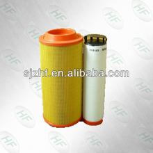 Deutz diesel engine 2012 air filter clener 0118 1003/01181004