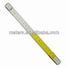1 Meter Beech Wood Folding Ruler