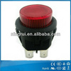 High quality micro push button switch with lamp 24v