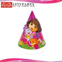 happy kids birthday party hat