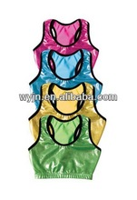 hot girl jazz style top dance wear- hip hop lady cheap chinese costume