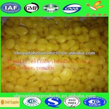 Bulk natural pure yellow organic Beeswax pellets