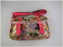 Alibaba Shenzhen factory OEM Eco-friendly pu shoulder bags for women