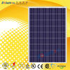 Best quality polycrystalline 210W solar photovoltaic panels poli for boat with TUV UL