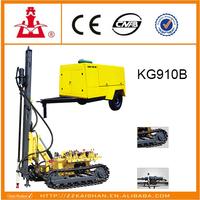 2014 Hot KG910B Man Portable Crawler Drilling Rig for Mining Use
