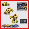 new kids toys for 2014 happy cow 777-321 Wireless Can Be Out Of Robot Shape 2ch rc car remote control car