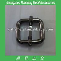 Luxury Metal Bag Accessories Fashion Metal Adjuster Buckle Bags Metal Buckle Fashion Hnadbag Buckle