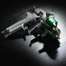 Double heads (Dual nozzles) spray gun