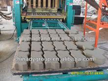 Automatic model QTY10-15 concrete block machine suppliers