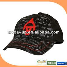 Hot sale men's sport hat and cap