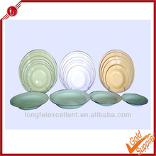 manufacturers direct sales new dozen packing fancy enamel fast food tray