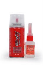Mitrefix25g Cyanoacrylate Adhesive with 100ml Accelerator