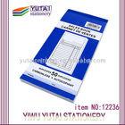 Proforma printing bill book