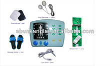 Back pain relief massage equipment/instrument