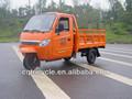 de alta calidad mejor 2014 cabina cerrada con motor de gasolina de triciclo de carga