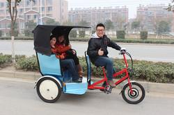 China vespa electric 3 wheeler