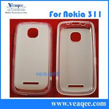 mbile phone tpu case for nokia asha 311